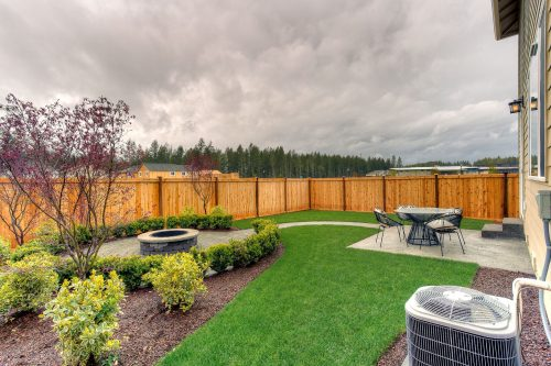 cedar vs pressure treated fence