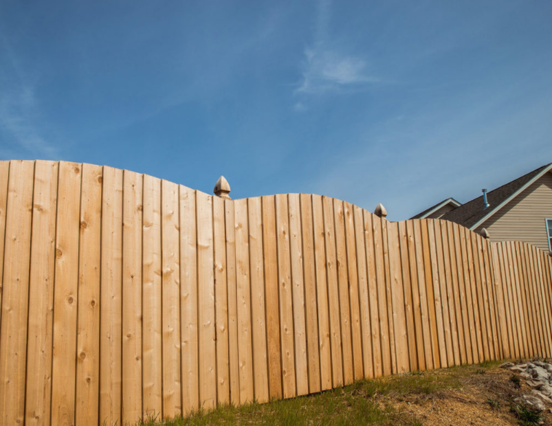 What type of wood is best for fencing in Huntsville, AL